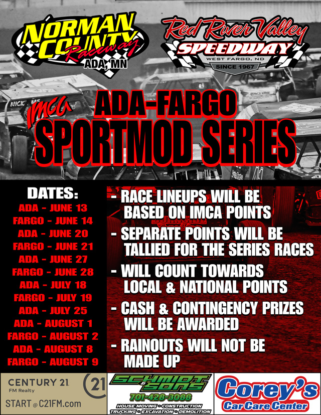 Norman County Raceway – Page 2 – Home of Thursday Night Thunder!